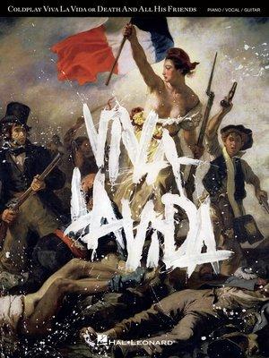 cover image of Coldplay--Viva La Vida (Songbook)