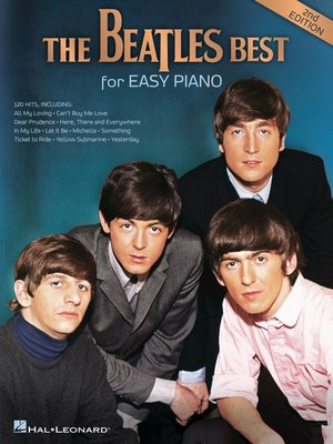 cover image of The Beatles Best