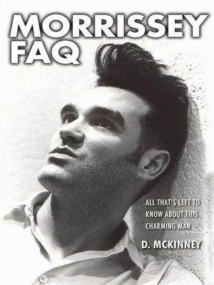 cover image of Morrissey FAQ