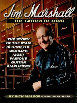 cover image of Jim Marshall--The Father of Loud