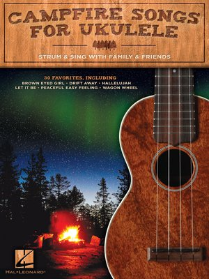 cover image of Campfire Songs for Ukulele