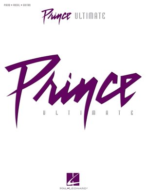 cover image of Prince--Ultimate (Songbook)
