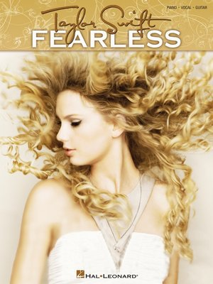 cover image of Taylor Swift--Fearless (Songbook)