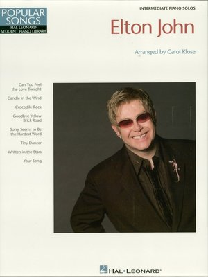 cover image of Elton John (Songbook)