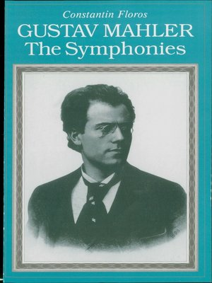cover image of Gustav Mahler