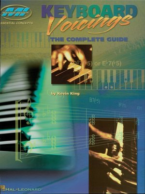 cover image of Keyboard Voicings (Music Instruction)