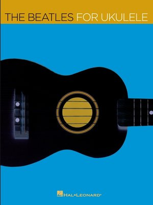 cover image of The Beatles for Ukulele (Songbook)