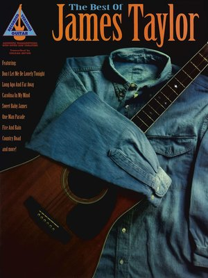 cover image of The Best of James Taylor Songbook