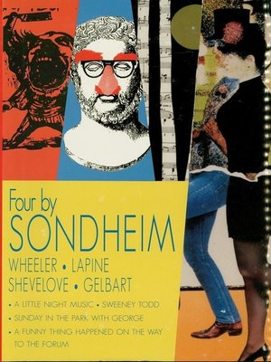 cover image of Four by Sondheim