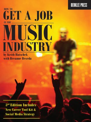 cover image of How to Get a Job in the Music Industry