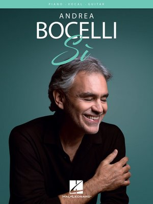 cover image of Andrea Bocelli--Si Songbook