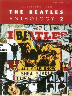 cover image of Selections from the Beatles Anthology, Volume 2 (Songbook)