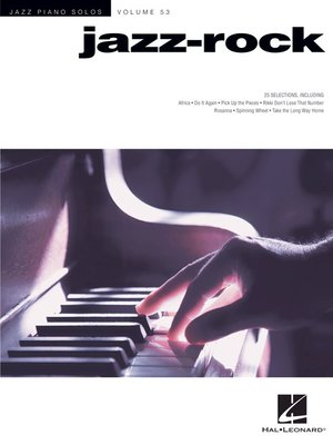 cover image of Jazz-Rock