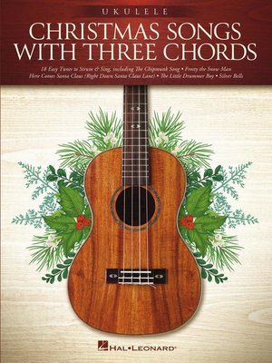 cover image of Christmas Songs with Three Chords