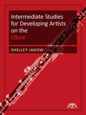 cover image of Intermediate Studies for Developing Artists on the Oboe