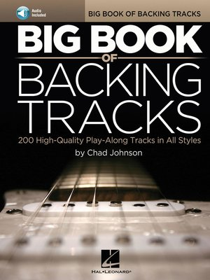 cover image of Big Book of Backing Tracks