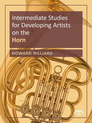 cover image of Intermediate Studies for Developing Artists on the French Horn