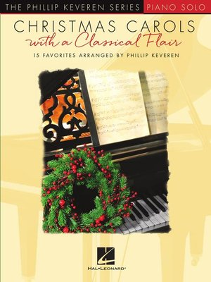 cover image of Christmas Carols with a Classical Flair