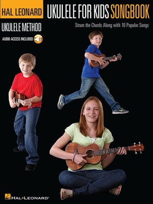 cover image of Ukulele for Kids Songbook
