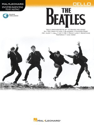 cover image of The Beatles--Instrumental Play-Along