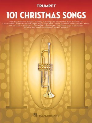 cover image of 101 Christmas Songs