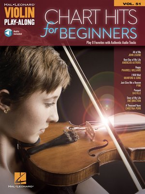 cover image of Chart Hits for Beginners