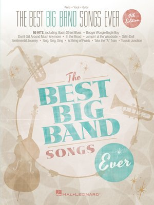 cover image of The Best Big Band Songs Ever