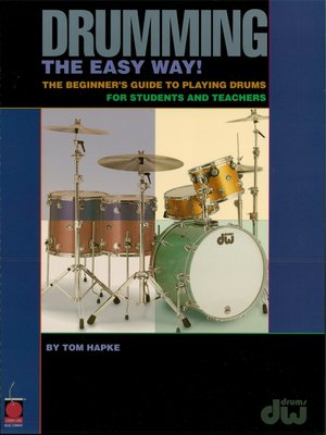 cover image of Drumming the Easy Way! (Music Instruction)