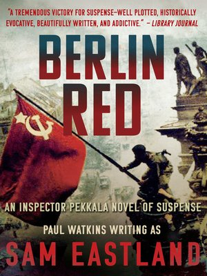 cover image of Berlin Red