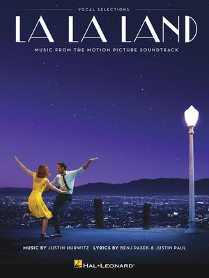cover image of La La Land--Vocal Selections Songbook