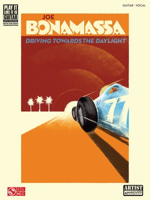 cover image of Joe Bonamassa--Driving Towards the Daylight Songbook
