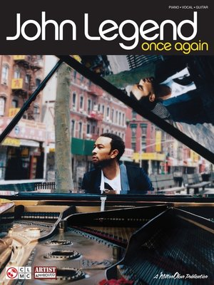 cover image of John Legend--Once Again (Songbook)