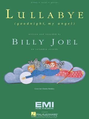 cover image of Lullabye (Goodnight, My Angel) Sheet Music