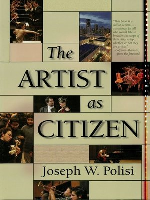 cover image of The Artist as Citizen