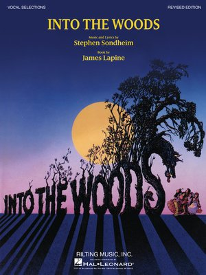 cover image of Into the Woods  Edition Songbook
