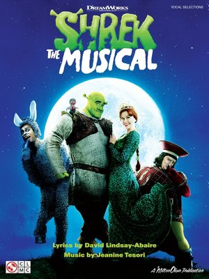 cover image of Shrek the Musical (Songbook)