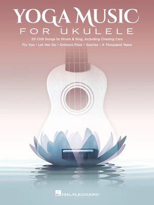 cover image of Yoga Music for Ukulele