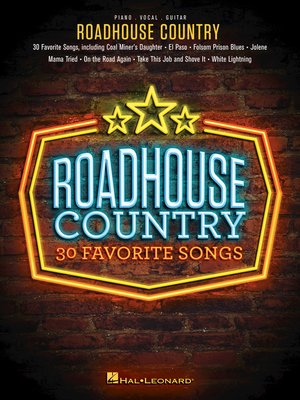 cover image of Roadhouse Country