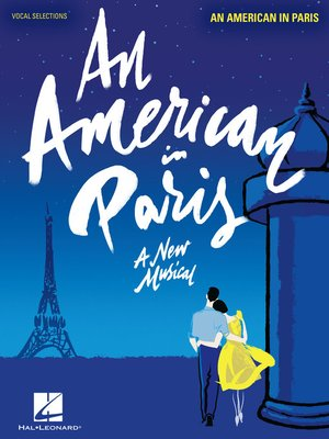 cover image of An American in Paris Songbook