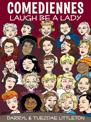 cover image of Comediennes