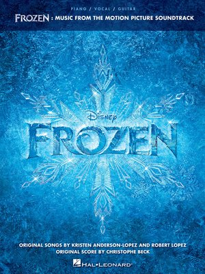 cover image of Frozen Songbook