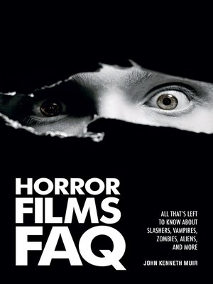 cover image of Horror Films FAQ
