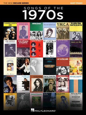 cover image of Songs of the 1970s