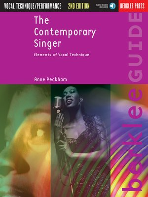 cover image of The Contemporary Singer