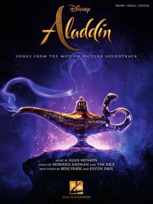 cover image of Aladdin Songbook