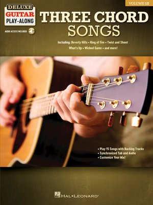cover image of Three Chord Songs