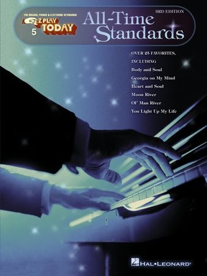 cover image of All Time Standards  (Songbook)