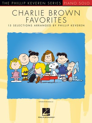 cover image of Charlie Brown Favorites