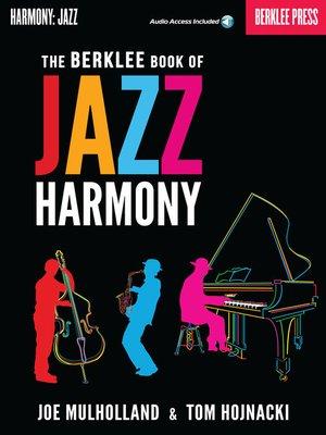 cover image of The Berklee Book of Jazz Harmony