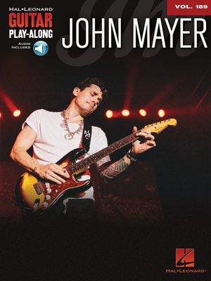 cover image of John Mayer